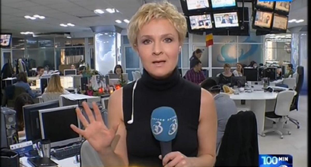 Cuvinte grele în direct la Antena 3. Cu cine s-a certat Dana Grecu