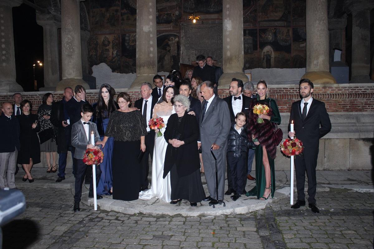 De ce s-a căsătorit Andreea Berecleanu pe 5 noiembrie. Ce semnifică data