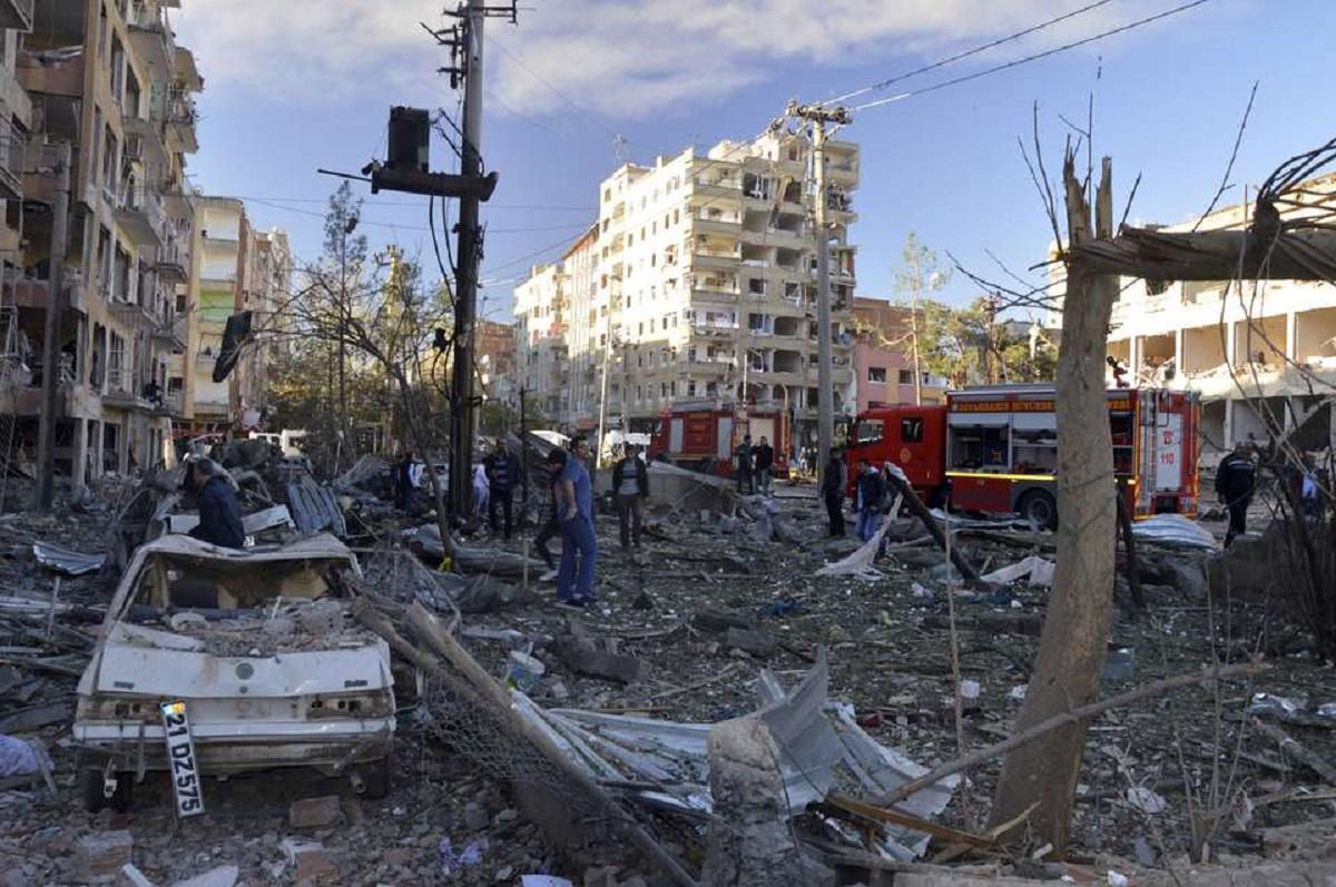 Explozie în Turcia. 2 copii au murit şi alţi 4 au fost răniţi