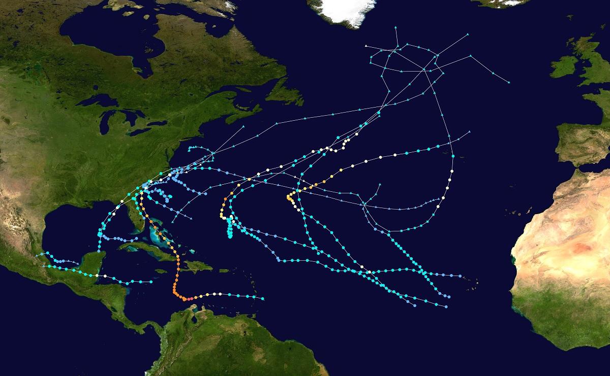 Furtuna Otto se poate transforma în uragan. Cod roșu în Caraibe