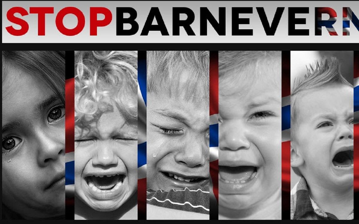 George Alexander susține că Barnevernet oferă copiii rețelelor de pedofilie
