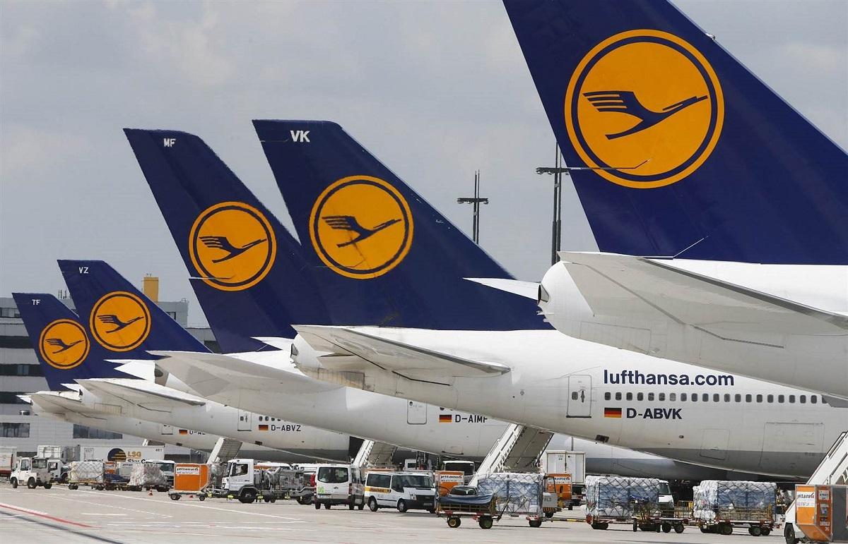 Grevă la Lufthansa: Aproximativ 900 de zboruri au fost anulate