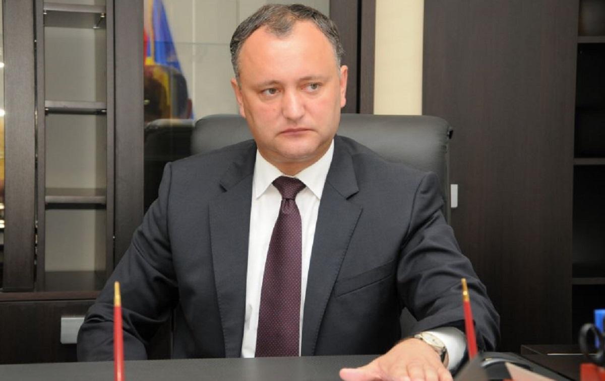Igor Dodon spune că Maia Sandu ar fi distrus țara. Ea voia unirea Republicii Moldova cu România
