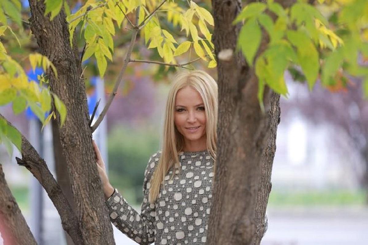 Prezentatoarea tv Octavia Geamănu a născut