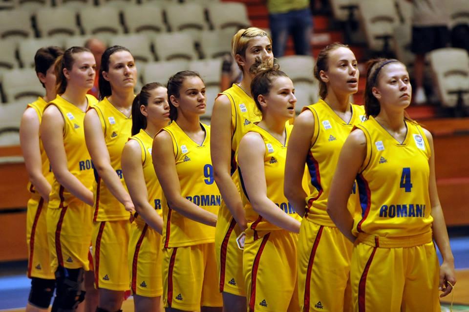 Reprezentativa feminină de baschet a României se pregăteşte la Cluj-Napoca pentru meciul cu Israel