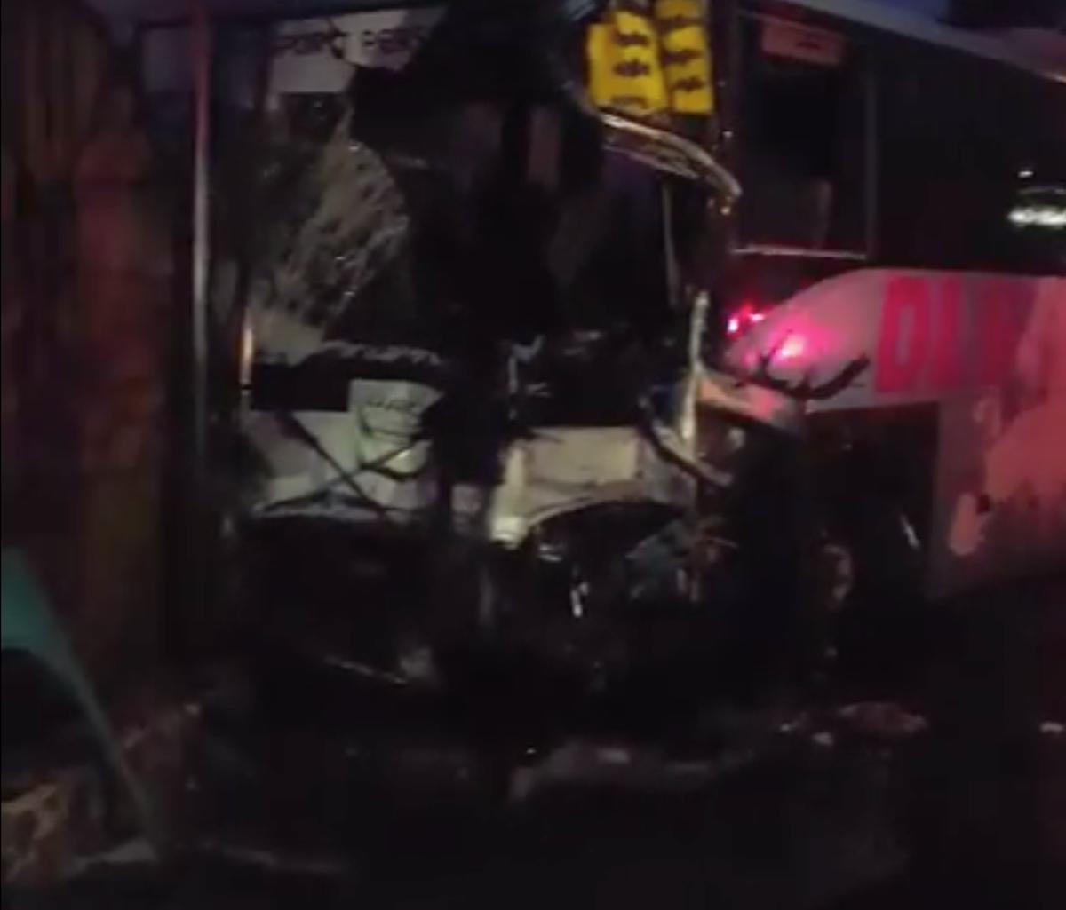 Accident în Pitești 17 victime la spital
