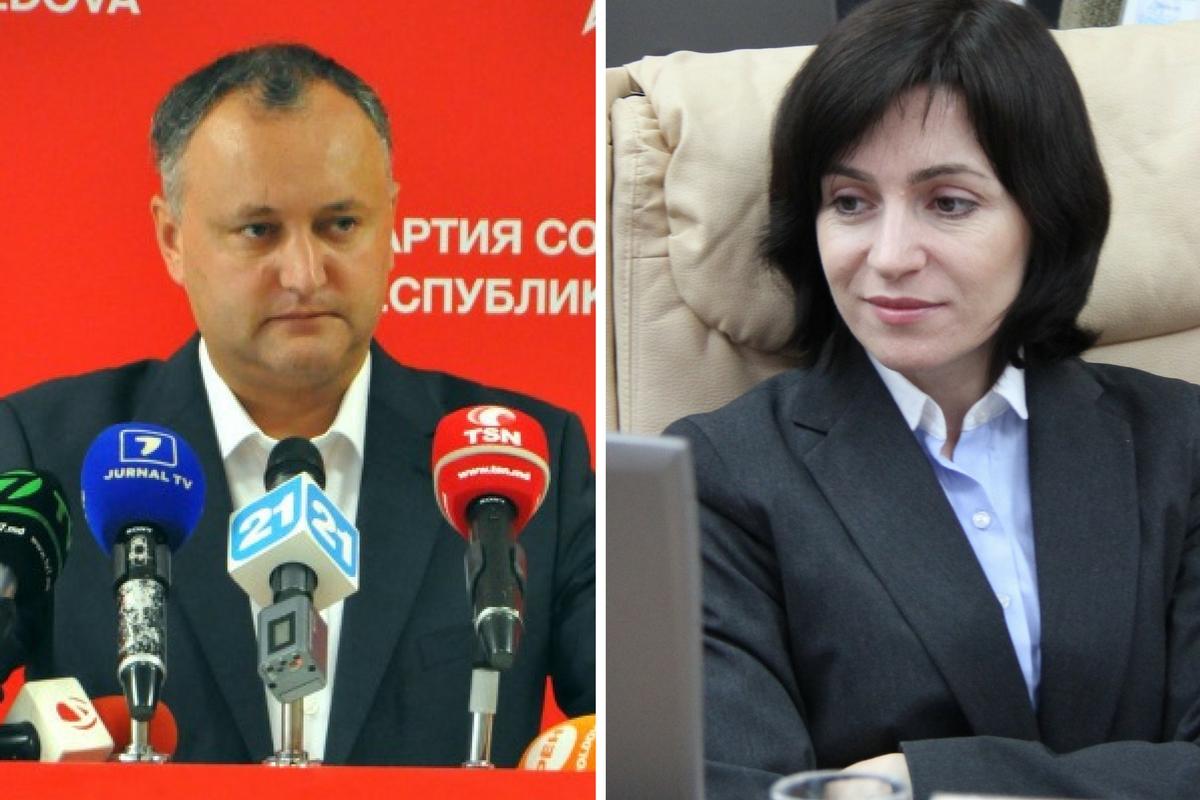 Alegeri Republica Moldova, turul 2. Președintele va fi ales dintre Igor Dodon și Maia Sandu. Relațiile cu România depind de rezultatul votului.