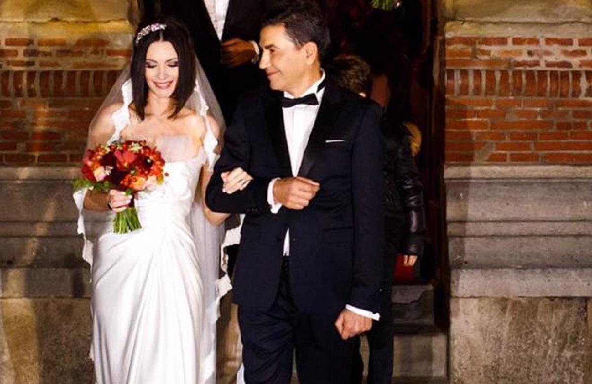 Andreea Berecleanu a împărtășit fanilor un moment de la nunta sa- VIDEO