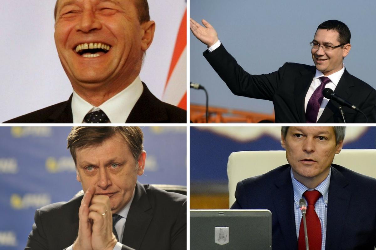 Traian Băsescu i-a asemănat pe Crin Antonescu și pe Dacian Cioloș cu maimuțele, în cadrul unui discurs. Reacția lui Ponta nu a întârziat să apară.