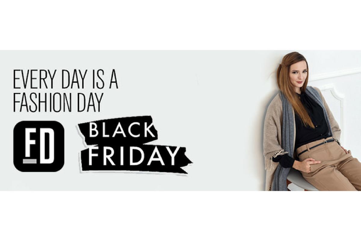 Black Friday 2016 la Fashion Days. Retailerul online de modă anunță reduceri de până la 90% la haine. Evenimentul are loc pe 18 noiembrie.
