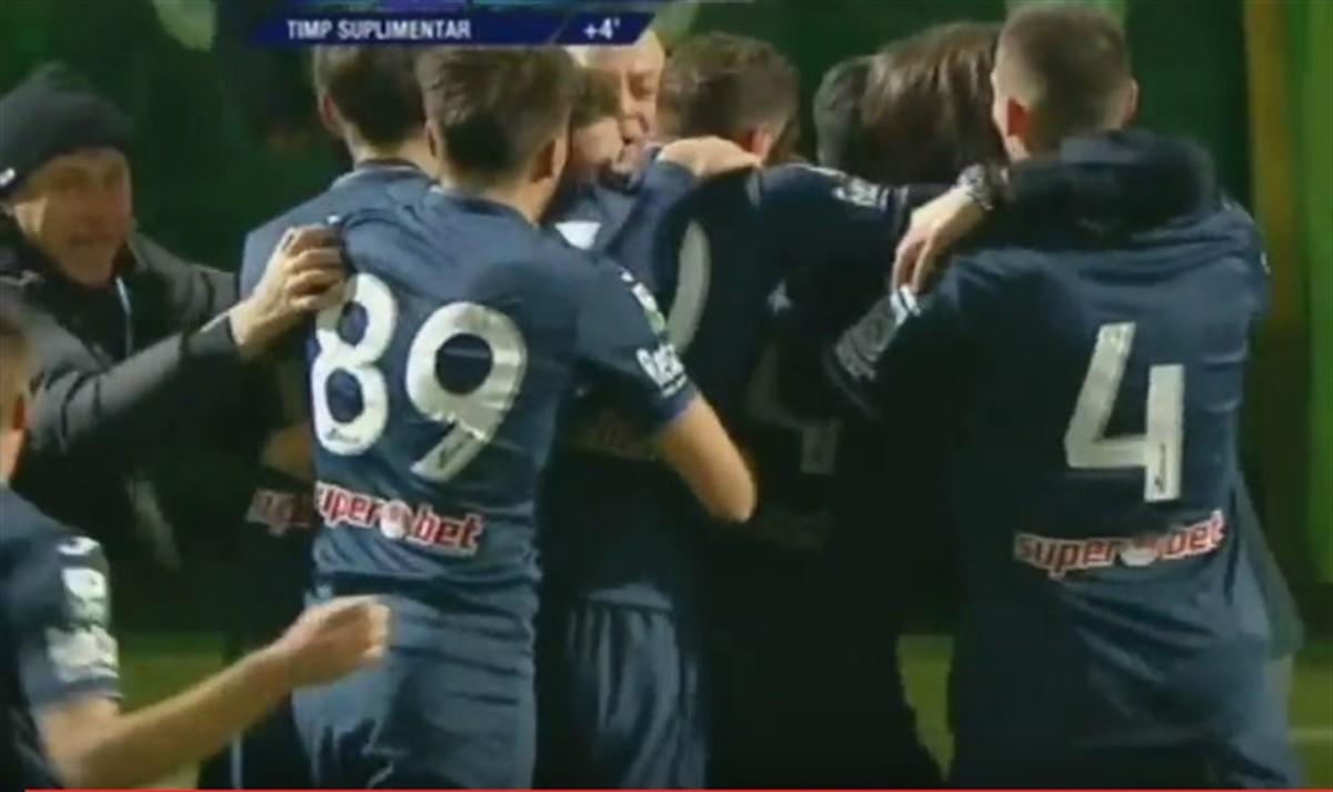 Concordia Chiajna a pierdut meciul de pe teren propriu cu ASA Târgu Mureș, scor final 1-2. Ciolacu și Matei au marcat golurile învingătorilor.