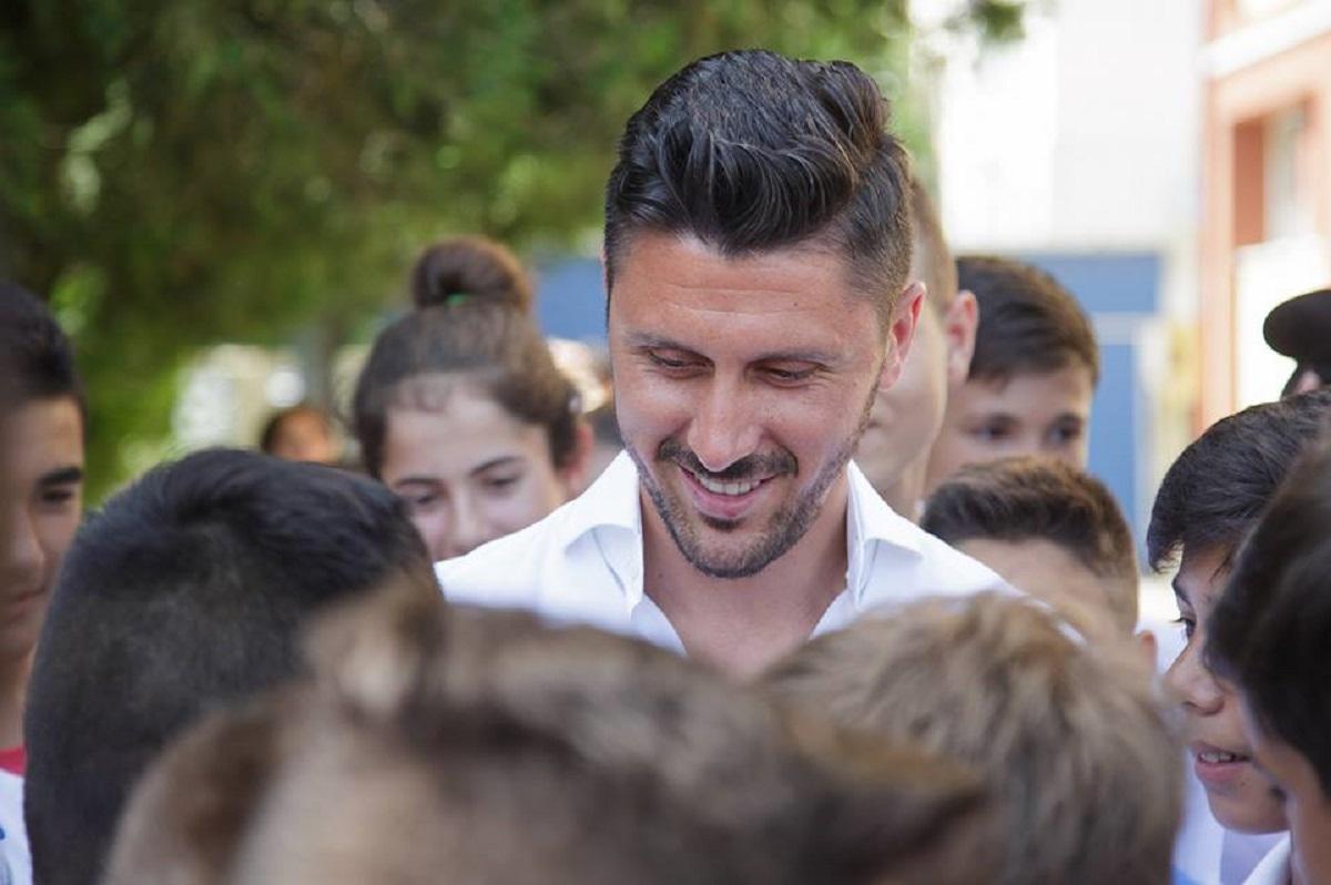 Ciprian Marica a devenit tată. Ioana Marcu, logodnica fotbalistului, a născut