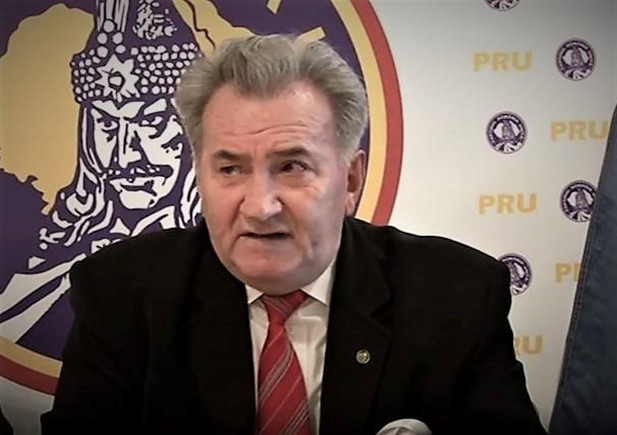Constantin Stana, candidat al PRU Mehedinți pentu funcția de senator la alegerile parlamentare din decembrie, a murit la 68 de ani.