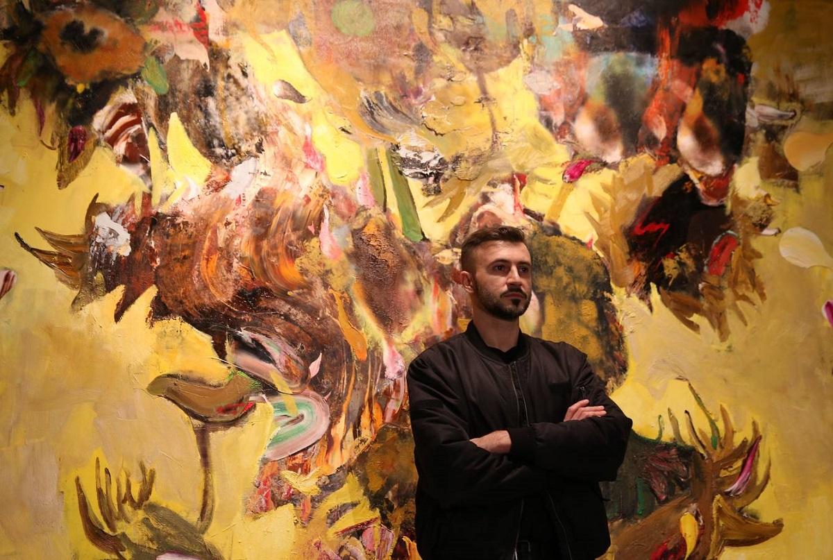 Două tablouri pictate de românul Adrian Ghenie, vândute cu peste 5 milioane de dolari