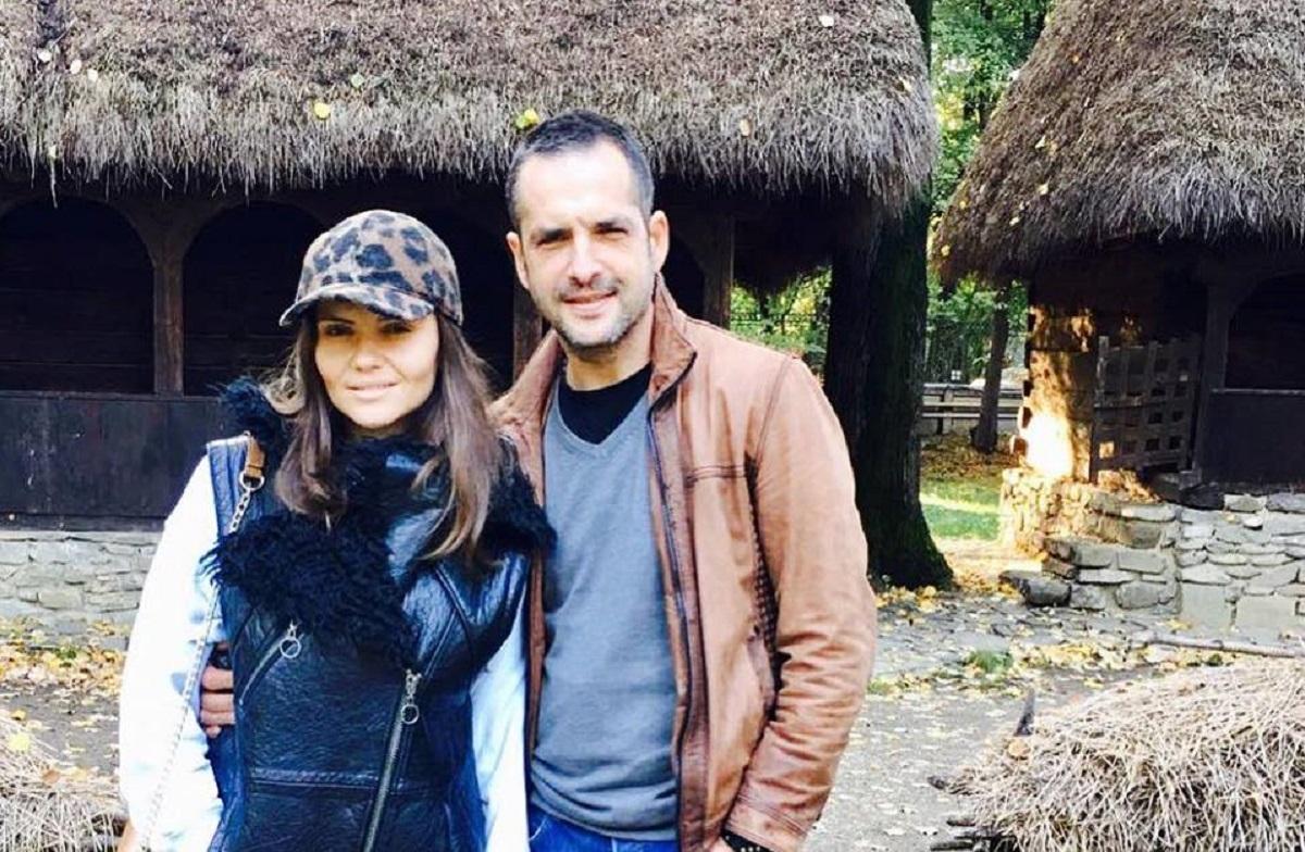 Mădălin Ionescu este în culmea fericirii. Soția sa, Cristina Șișcanu, este însărcinată