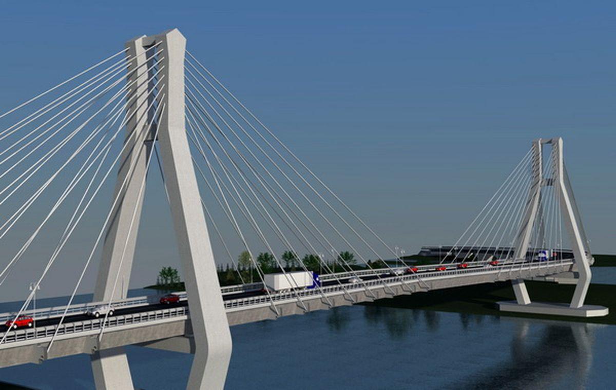 Traficul pe podul de la Agigea, situat pe Drumul Naţional 39, se va redeschide începând de luni, 28 noiembrie, ora 00:00.