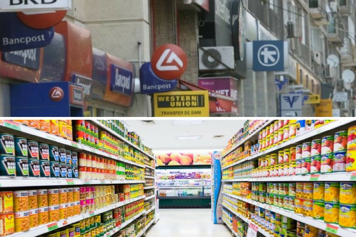 Programul supermarketurilor, mall-urilor și al băncilor din România de 30 noiembrie și 1 decembrie 2016. Orarul de Sfântul Andrei și Ziua Națională.