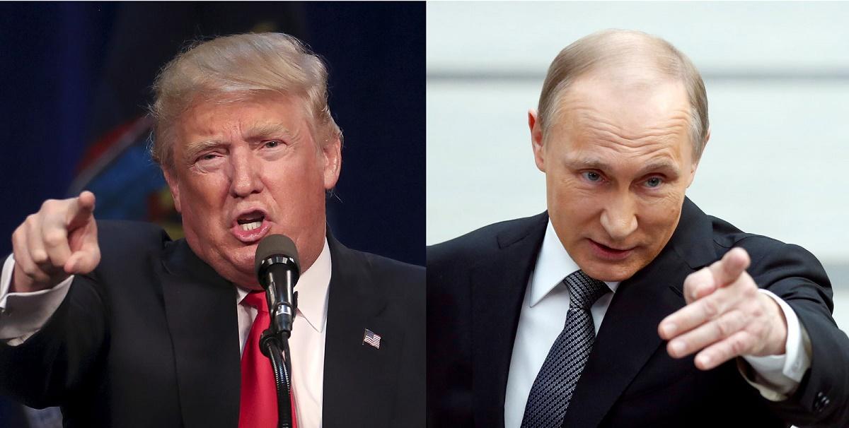 Vladimir Putin l-a felicitat pe Donald Trump, după victoria surprinzătoare a republicanului de la alegerile prezidențiale din SUA.