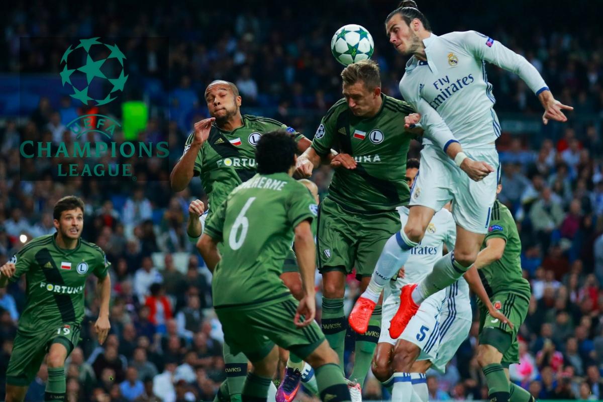 Rezultatele din Champions League de miercuri, 2 noiembrie. Real Madrid a făcut egal cu Legia Varșovia, scor final 3-3, în Grupa F.