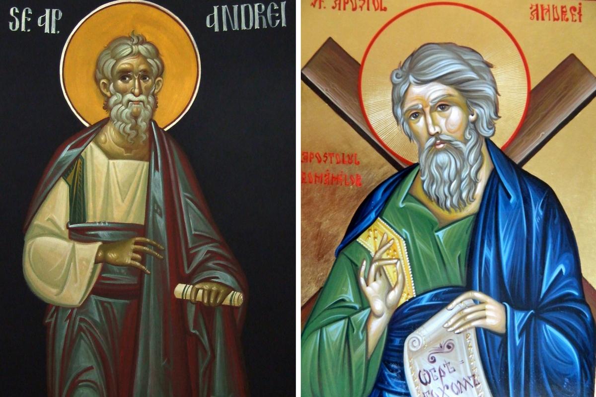 Sfântul Andrei, ocrotitorul României, este celebrat pe 30 noiembrie. Sărbătoarea, marcată cu cruce roșie, este bogată în obiceiuri, tradiții, superstiții.