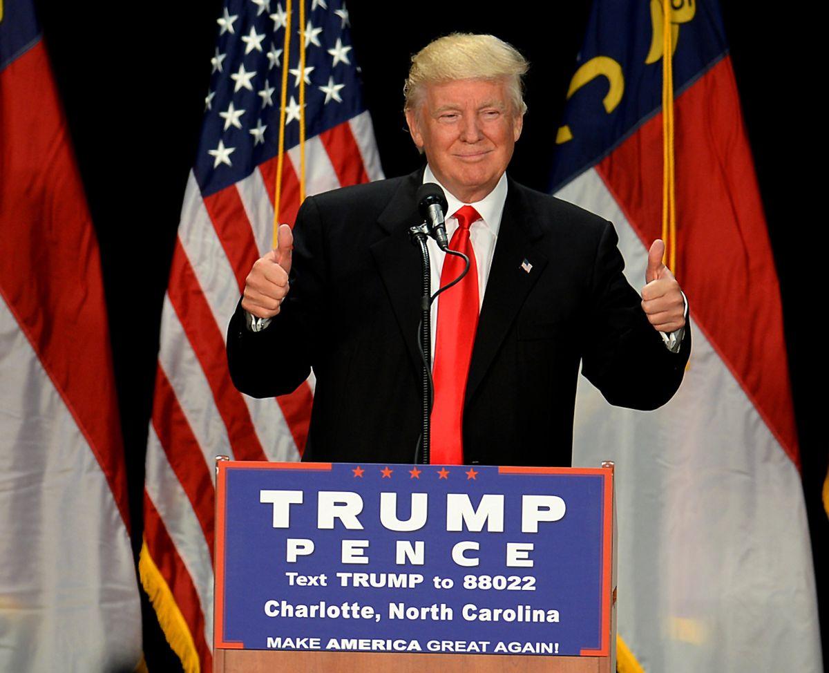 Donald Trump / foto: Hepta