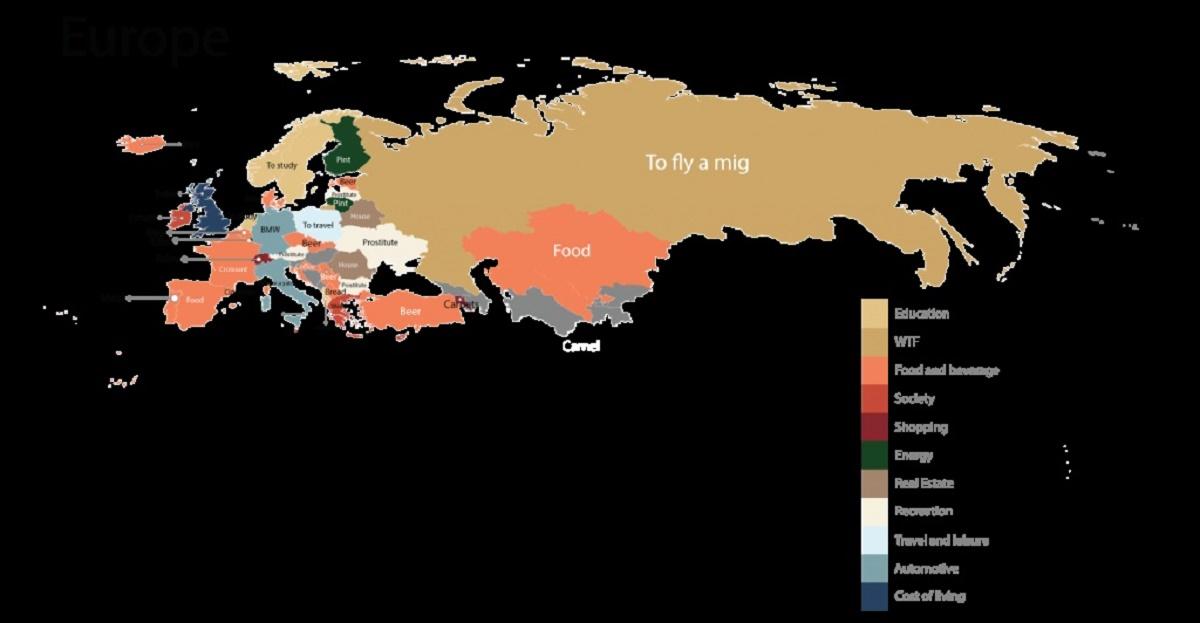 Ce caută românii pe internet? Un studiu efectuat de fixr.com a tratat problema celor mai căutate lucruri pe motorul de căutare Google.
