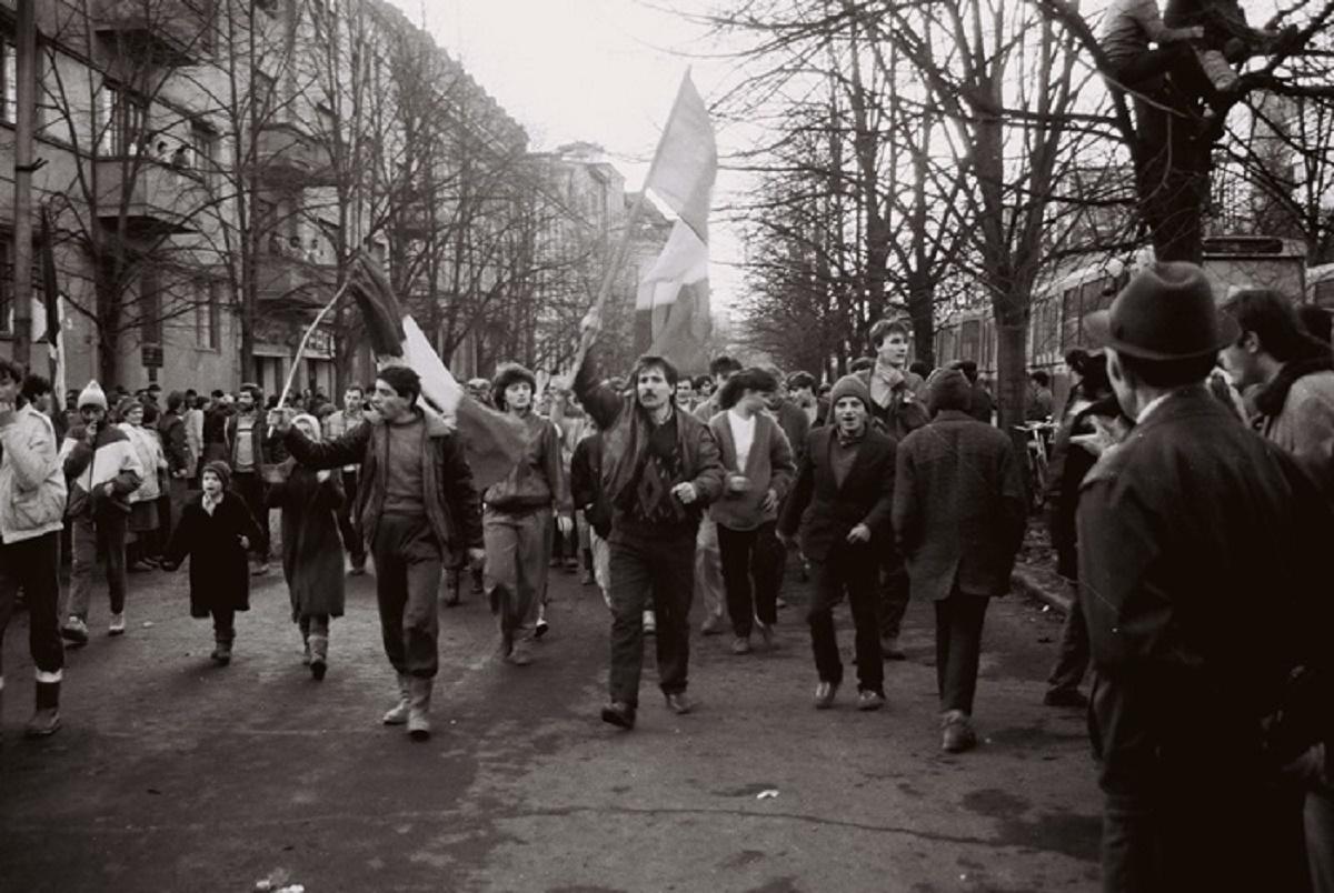 16 decembrie 1989. Astăzi se împlinesc 27 de ani de la începutul Revoluției anti-comuniste din România, pornite la Timișoara.