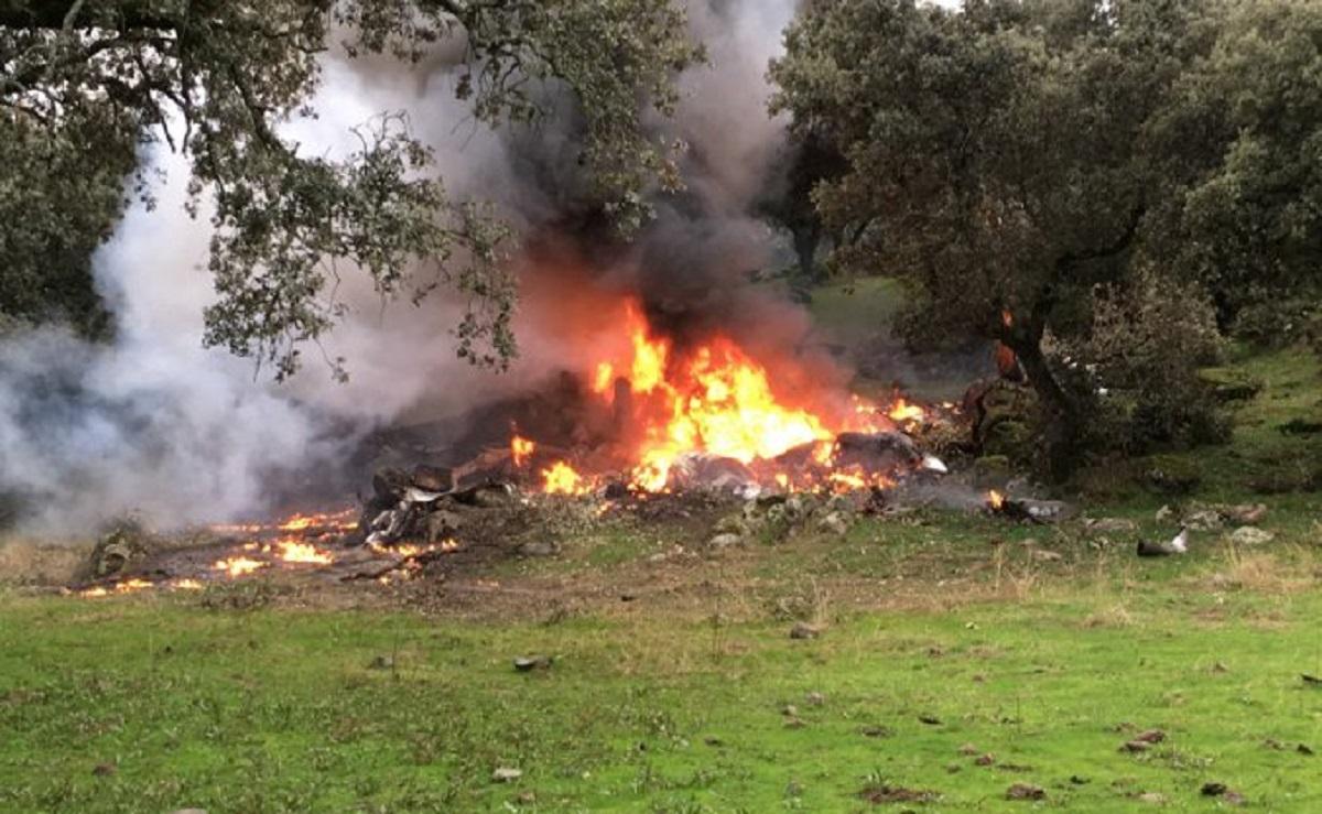 Accident aviatic în Toledo - 4 morți