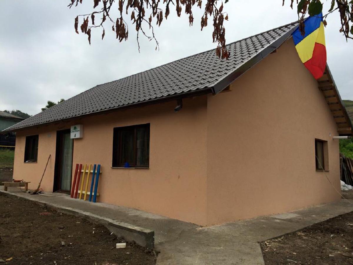 Crăciunul a venit mai devreme pentru 5 copii nevoiași din județul Iași, totul datorită programului Casa Share.