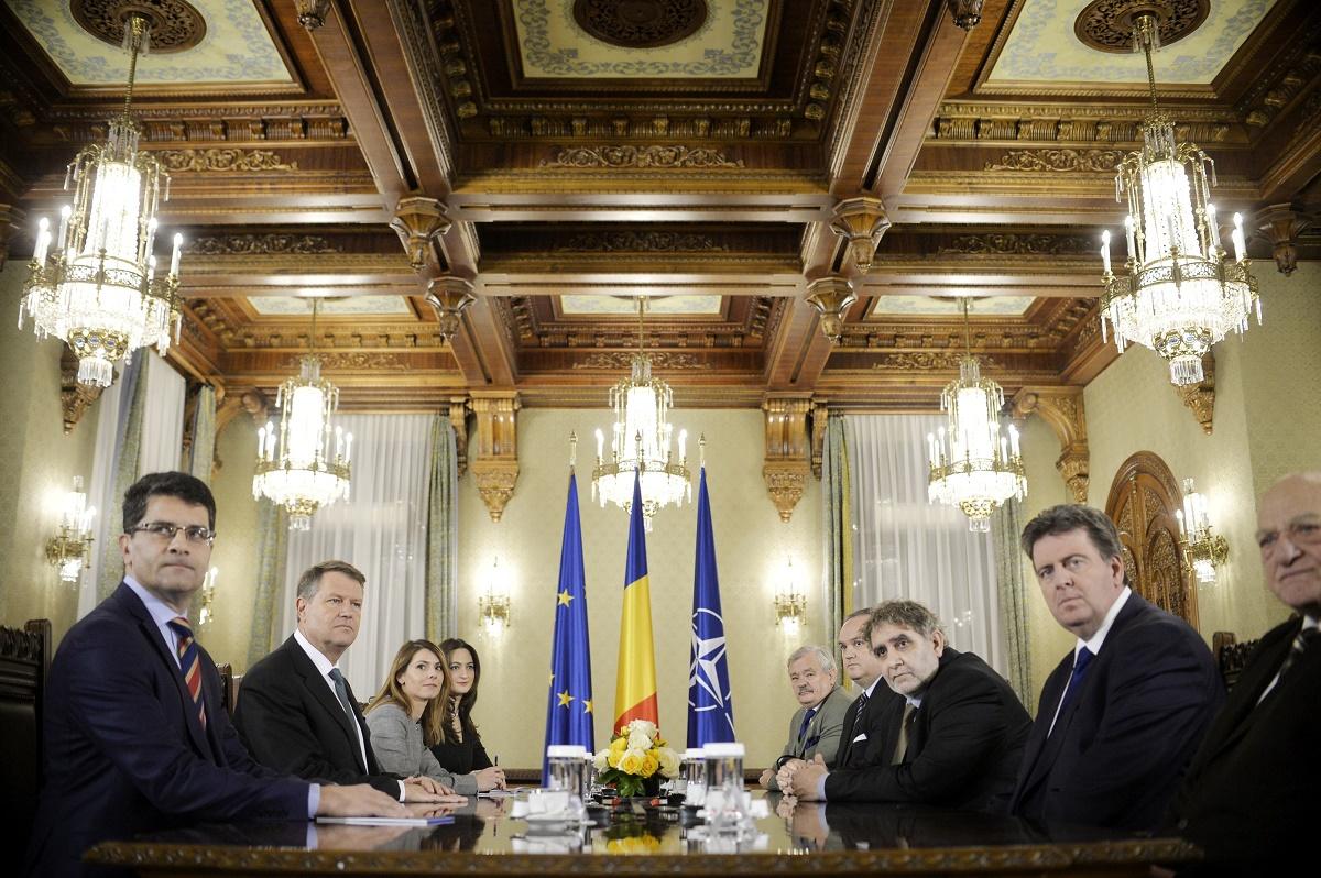 Calendarul consultărilor: PSD, PNL, USR şi UDMR vor fi convocate miercuri la Palatul Cotroceni iar ALDE, PMP şi Minorităţile, joi.