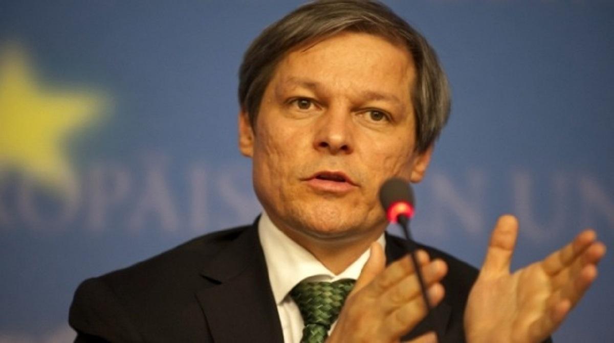 Dacian Cioloș spune că România este pe creștere economică