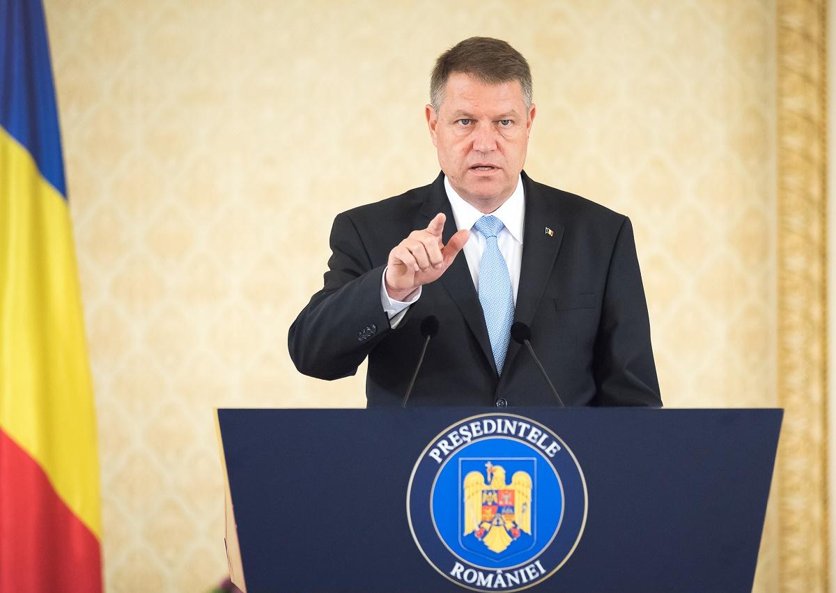 Declarații Klaus Iohannis. Președintele României a făcut declarații pe marginea ultimelor evenimente, într-o intervenție chiar la Palatul Cotroceni.