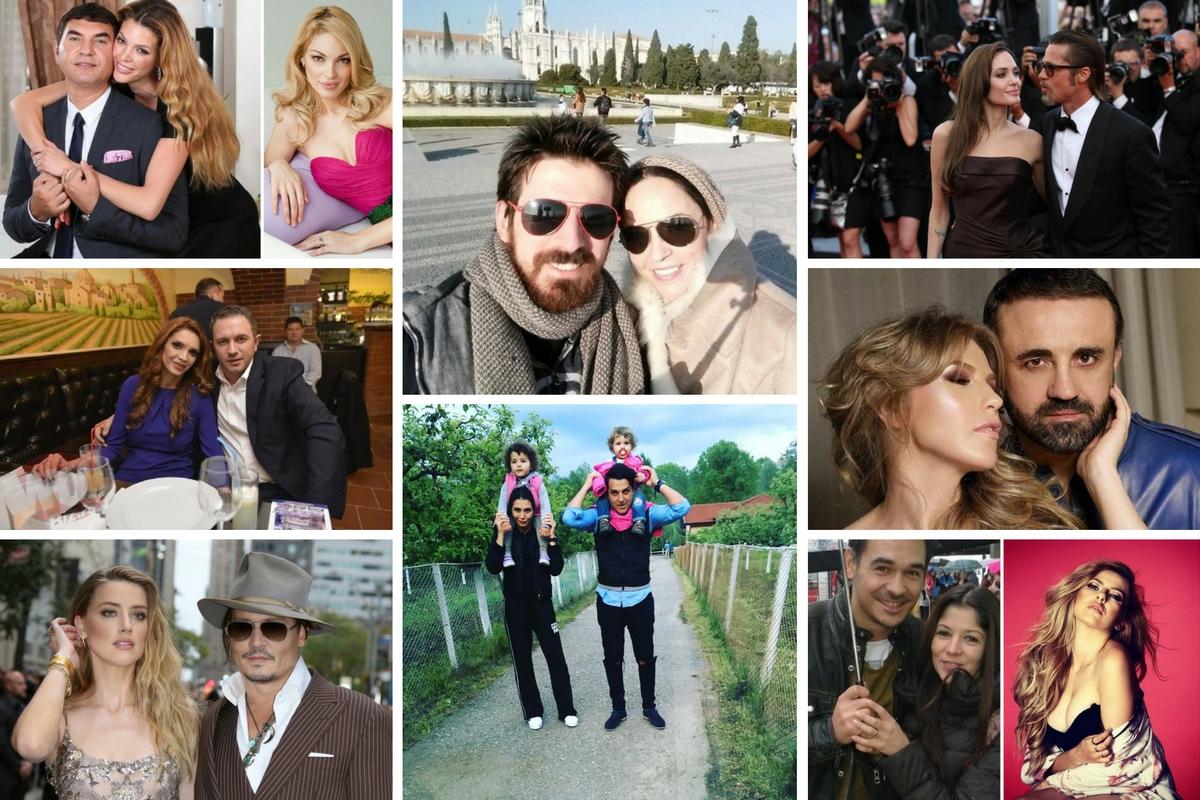 Divorțurile anului 2016 în lumea mondenă. Andreea Marin și Tuncay, Elena Băsescu și Syda, Cristi Borcea și Alina au divorțat.