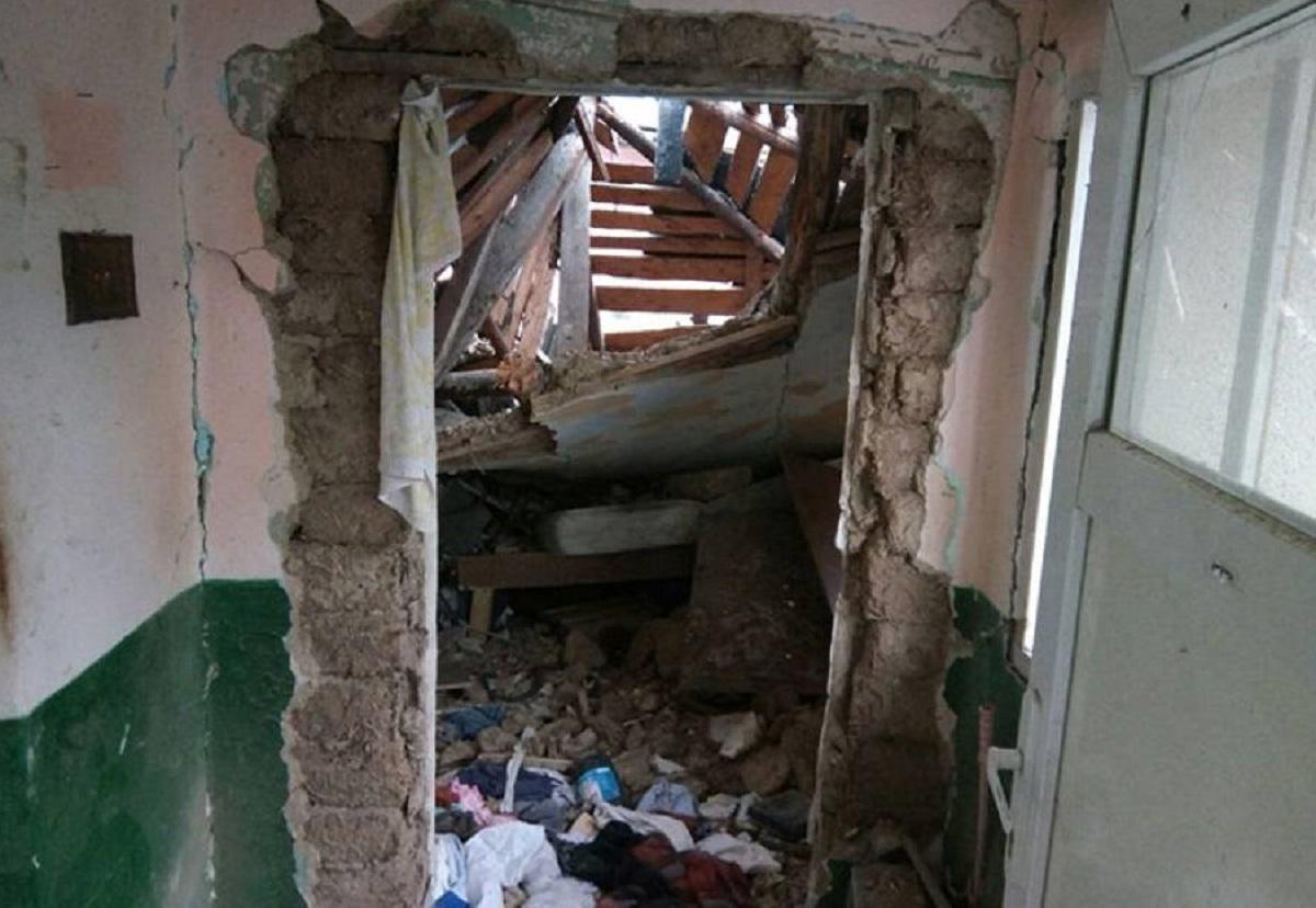 Explozie în Constanța. Deflagrația s-a produs într-o casă locuită de o femeie de 78 de ani. În urma exploziei, femeia a ajuns la spital.