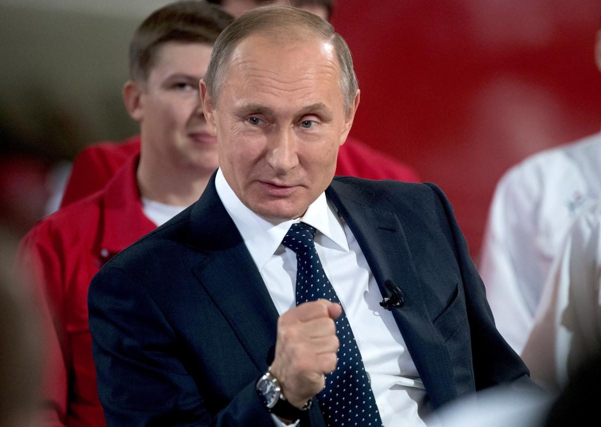 Potrivit clasamentului Forbes, Vladimir Putin rămâne, pentru al patrulea an consecutiv, pe primul loc în topul celor mai puternici oameni din lume