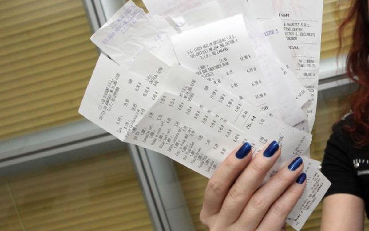 Loteria bonurilor fiscale - Extragere duminică 16 septembrie