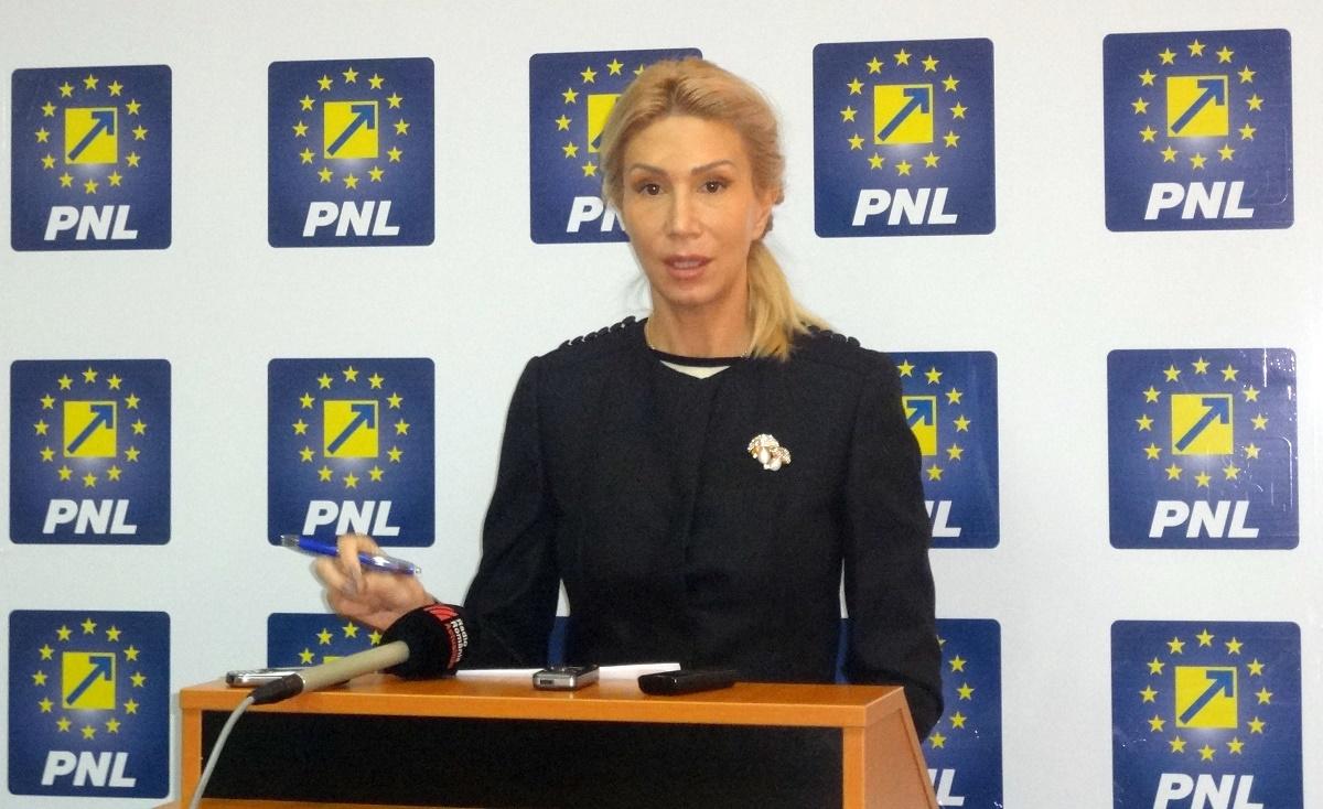PNL îl susține pe Klaus Iohannis, prin vocea președintelui interimar, Raluca Turcan. Ea a salutat decizia printr-o postare pe Facebook.