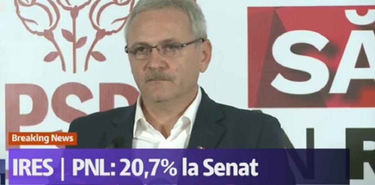 """PSD a câștigat alegerile. Dragnea: """"Voi ține cont de trei lucruri"""""""