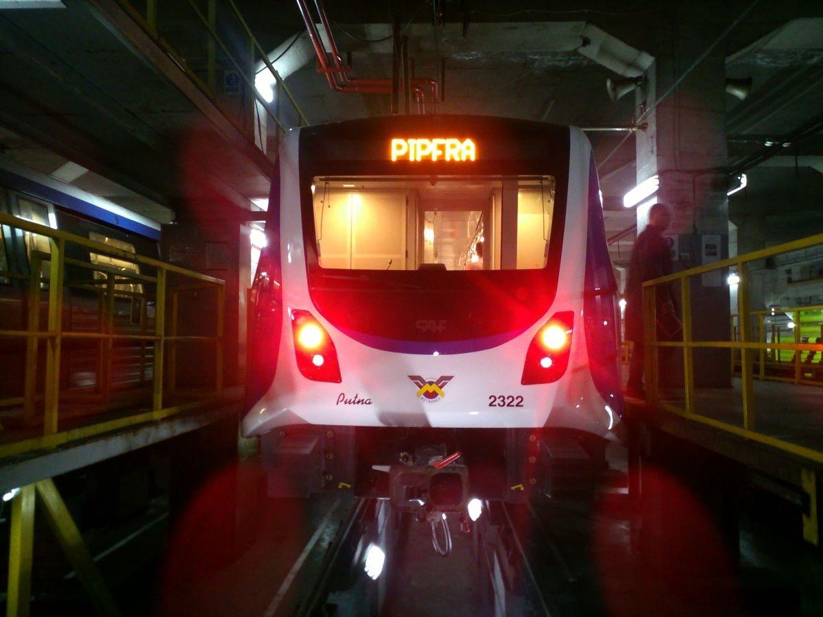 Metrourile care circulă pe Magistrala 2, ruta Berceni-Pipera vor avea întârzieri de minute bune, în orele care urmează.