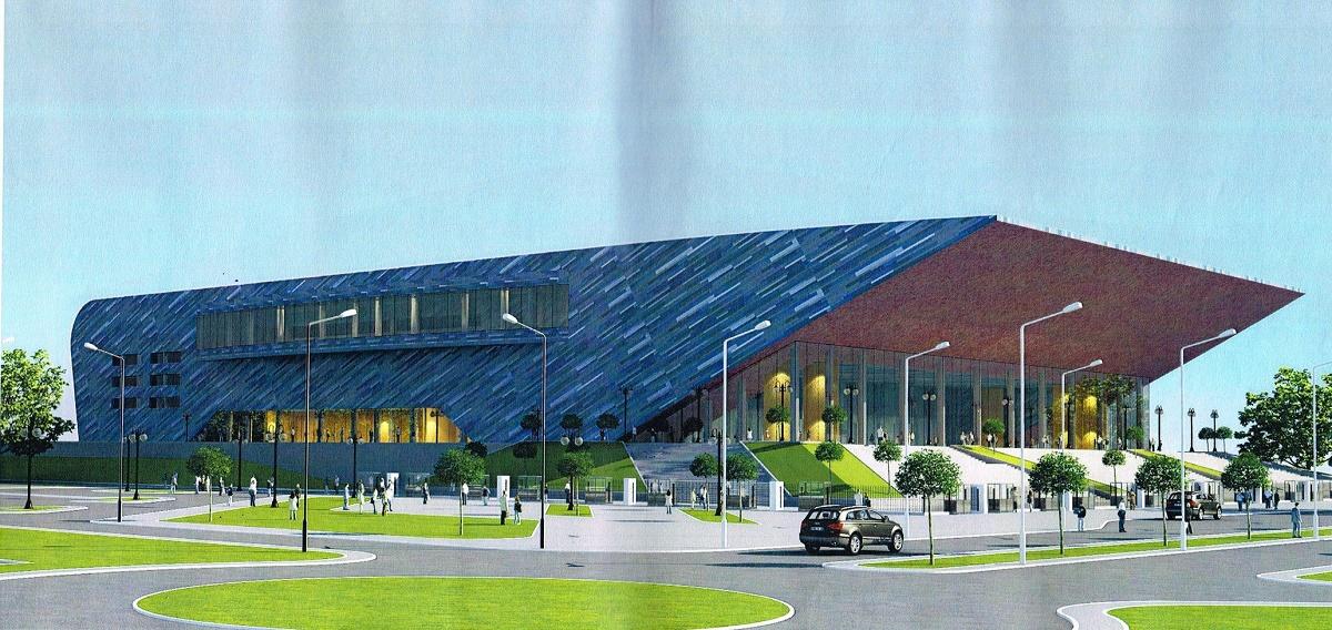 Sala Polivalentă Oradea este noul proiect de amploare propus de primăria bihoreană. Construirea Inițiativa a primit inclusiv susținerea Guvernului