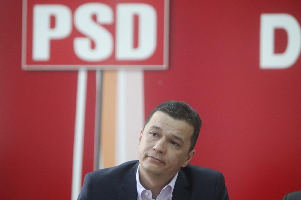 PSD se luptă să-l îndepărteze pe Sorin Grindeanu