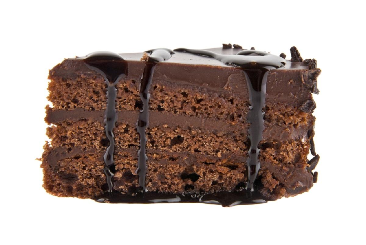 Rețeta de tort cu ciocolată este cea mai simplă și ieftină variantă pentru desert. Tortul cu ciocolată pentru masa de Crăciun.
