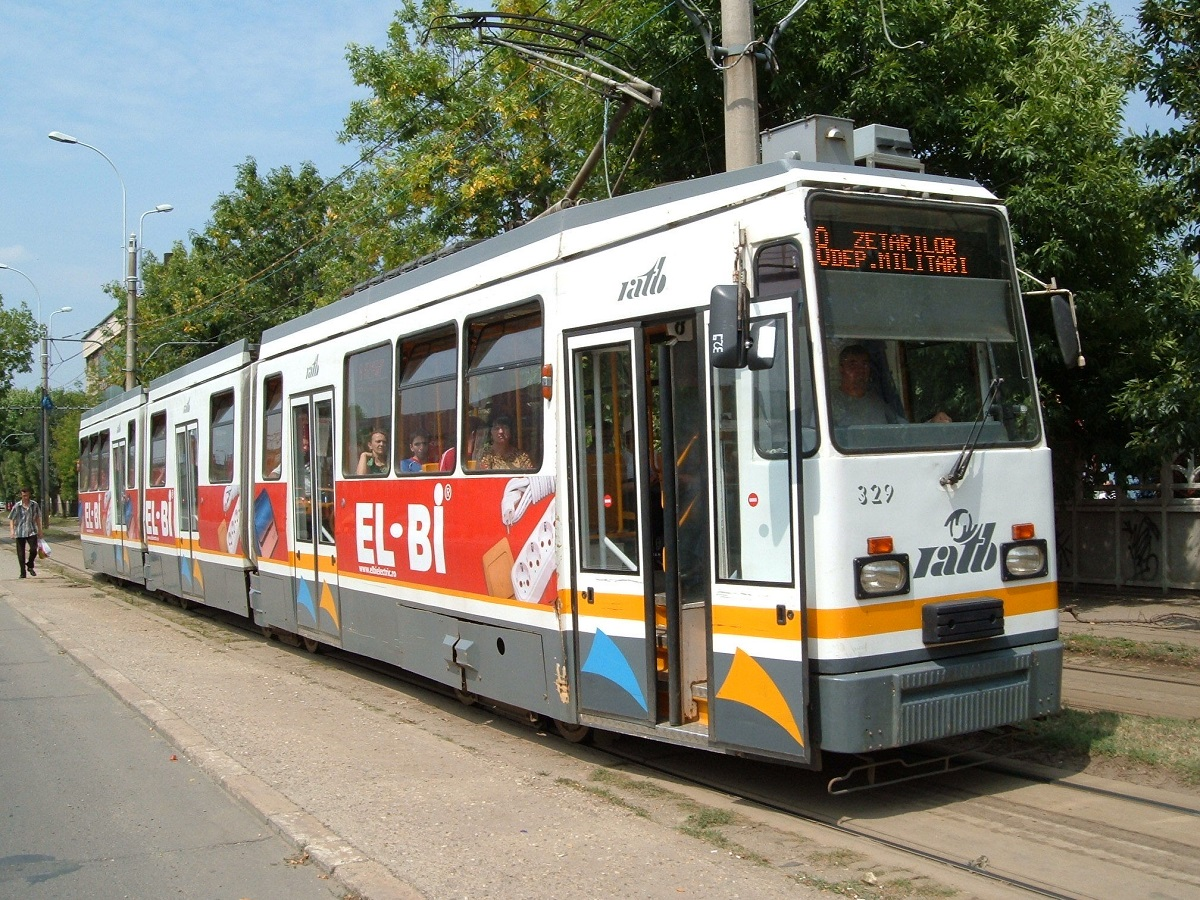 Tramvaiele 8 și 23, din București, sunt blocate din cauza unui autoturism rămas pe șine. Din primele informații, șoferulului...