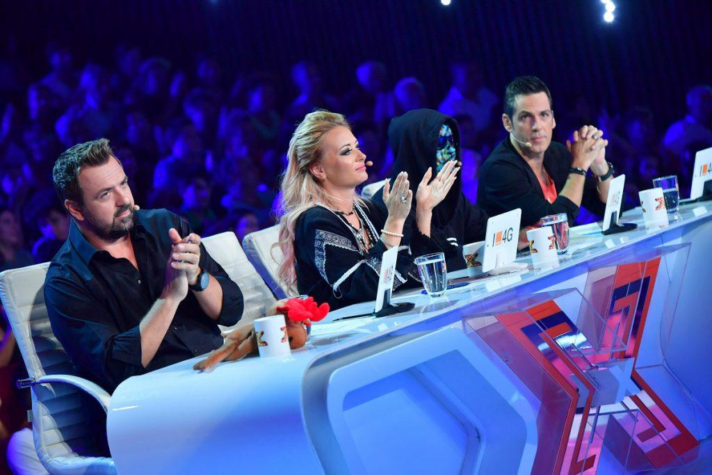 X Factor 2016: Surpriză în prima gală live. Ștefan Bănică Jr. a fost înlocuit