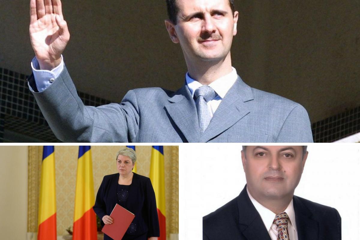 Akram Shhaideh, soțul premierului propus de PSD, Sevil Shhaideh, este un simpatizant al regimului dictatorial din Siria, potrivit Rise Project