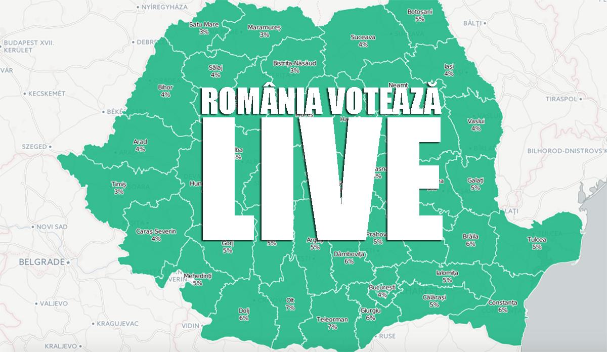 Alegeri parlamentare 2016 LIVE TEXT. Exit poll si rezultate Românii aleg senatorii și deputații