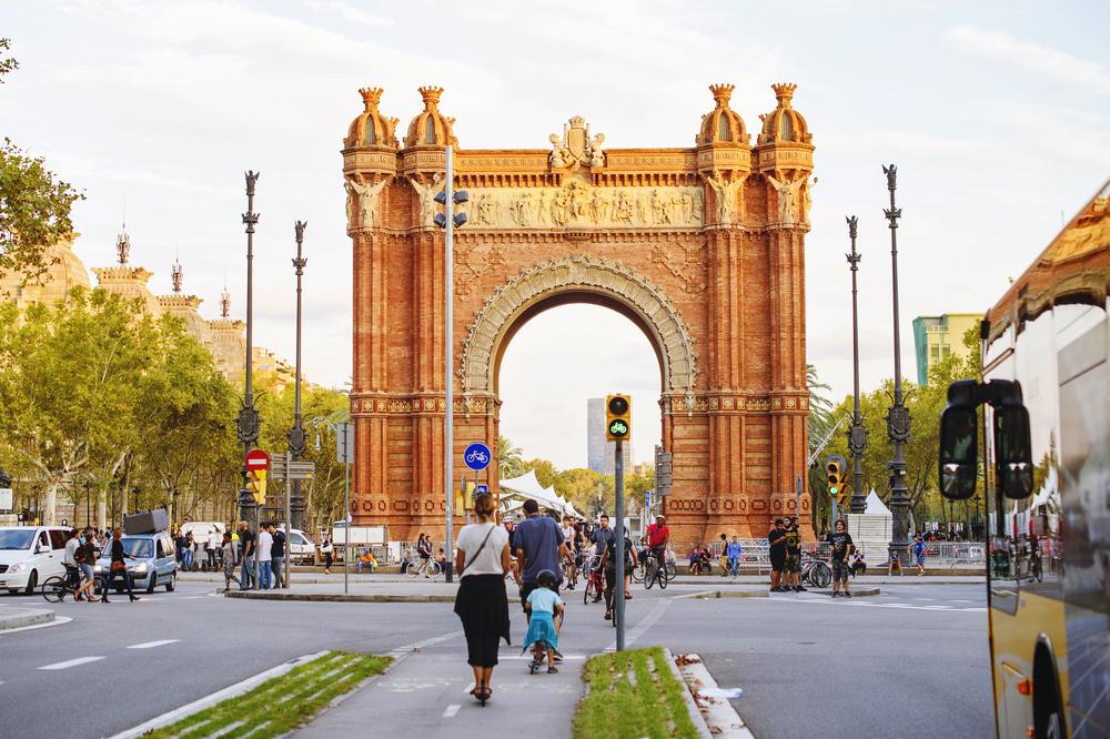 City Breack în Barcelona
