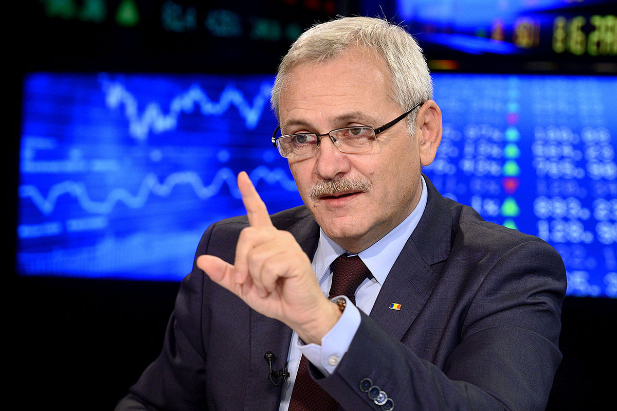 Liviu Dragnea Cine este liderul PSD