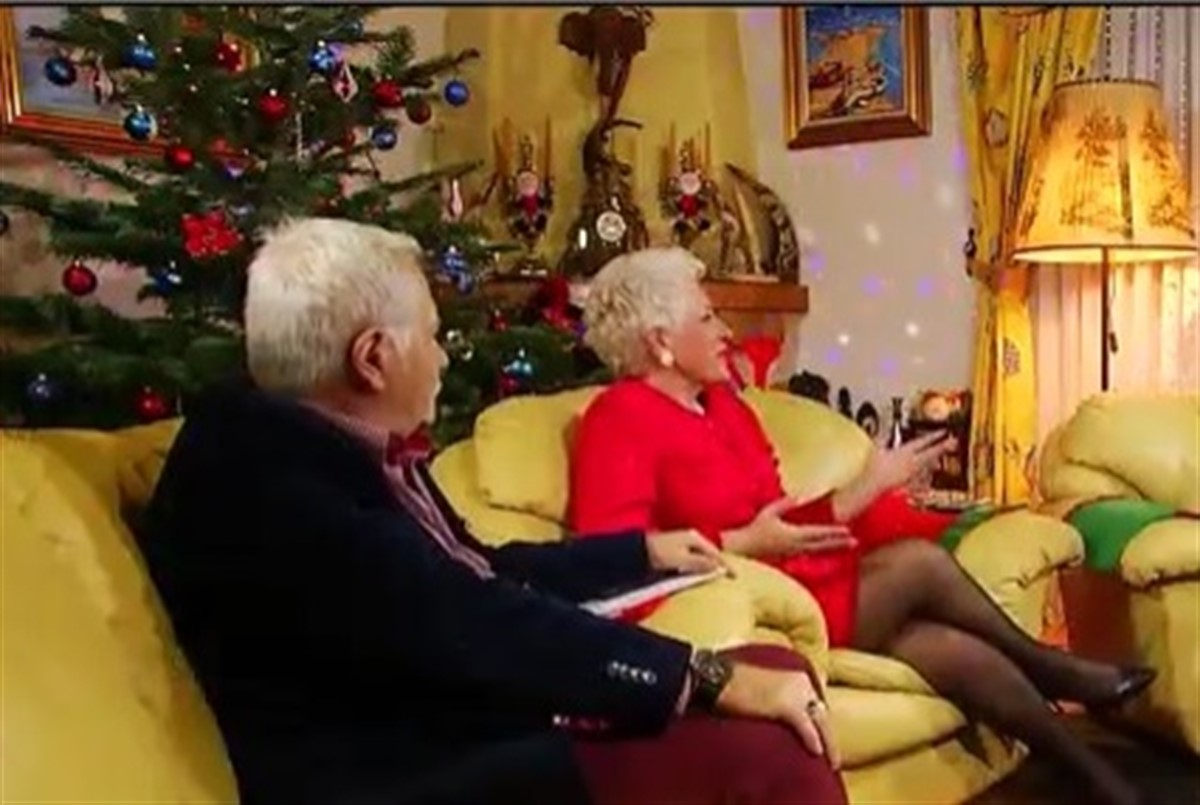 Mihai Voropchievici și Lidia Fecioru au vorbit despre ce să nu faci de Crăciun și ce trebuie să faci pe 25 decembrie.