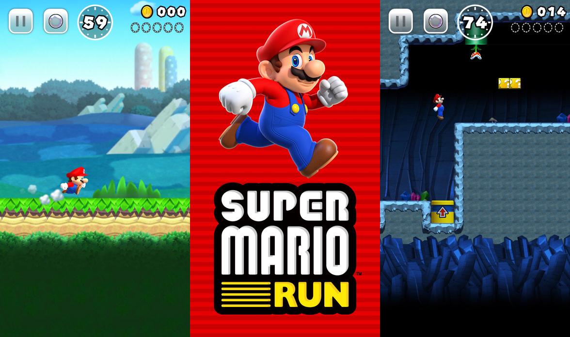 Super Mario Run a devenit cea mai descărcată aplicație în prima zi de lansare, depășind recordul stabilit anterior de Pokemon Go.